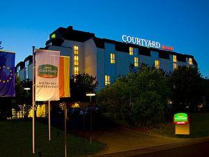 威斯巴登諾丹斯塔德萬怡酒店(Courtyard by Marriott Wiesbaden-Nordenstadt)