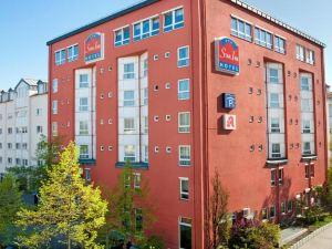 康福雷根斯堡中央區星辰酒店(Star Inn Hotel Regensburg Zentrum, by Comfort)