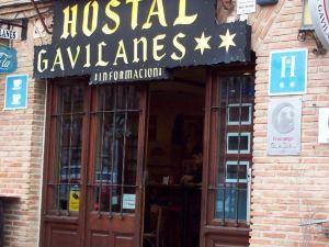 佳威藍尼斯II酒店(Hostal Gavilanes II)
