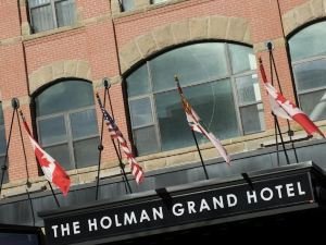 霍爾曼大酒店(The Holman Grand Hotel)