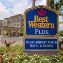 邁阿密機場北貝斯特韋斯特優質套房酒店(BEST WESTERN PLUS Miami Airport North Hotel & Suites)