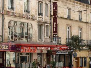 夏多布里昂酒店(Hôtel Chateaubriand)