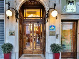 莫德諾維迪貝斯特韋斯特酒店(Best Western Hotel Moderno Verdi)