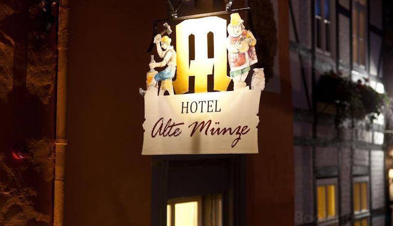 Hotel Alte Münze Hotel Reviews Room Rates And Booking