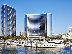 聖迭戈萬豪侯爵與濱海酒店(San Diego Marriott Marquis and Marina)
