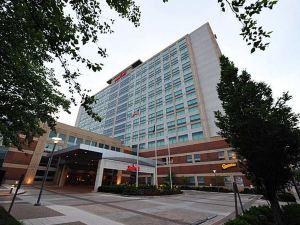 印第安納波利斯市中心萬豪酒店(Indianapolis Marriott Downtown)