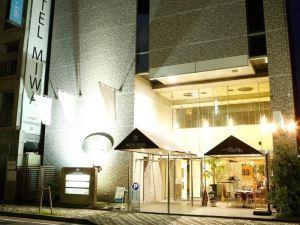 靜岡沼津三輪酒店(Hotel Miwa Numazu Shizuoka)