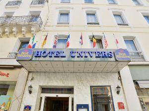 全球健身桑拿貝斯特韋斯特酒店(Best Western Hotel Univers Fitness & Sauna)