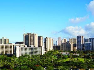 威基基海灘尊盛酒店(Embassy Suites Waikiki Beach Walk Oahu Honolulu)