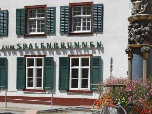 斯巴倫噴泉酒店(Hotel Zum Spalenbrunnen)