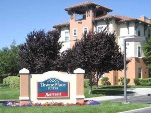 聖何塞庫比提諾鎮萬豪唐普雷斯酒店(TownePlace Suites San Jose Cupertino)
