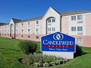 底特律安阿伯燭木套房酒店(Candlewood Suites Detroit Ann Arbor)