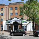 快捷假日貝爾法斯特城市皇后區酒店(Holiday Inn Express Belfast City Queens Quarter)