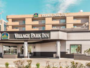 公園貝斯特韋斯特酒店(Best Western Village Park Inn)