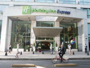 墨西哥城雷弗爾馬大道智選假日酒店(Holiday Inn Express Mexico Reforma)