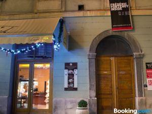 盧布爾雅那城市霍米酒店(房間和公寓在不同的位置)