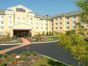 俄亥俄州立大學哥倫布分校費爾菲爾德酒店(Fairfield Inn & Suites Columbus OSU)