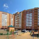 伊庫斯基貝利加公寓式酒店(Apart-Hotel Irkutskie Berega)