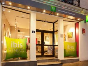 南特中心格拉斯蘭廣場宜必思尚品酒店(Ibis Styles Nantes Centre Place Graslin)