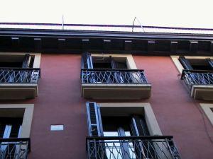 聖費爾明膳食公寓(Pensión San Fermín)
