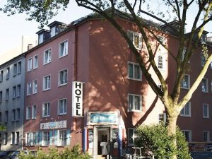 斯塔德加特雷尼施霍夫酒店(Stadt-Gut-Hotel Rheinischer Hof)