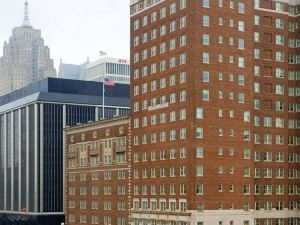 底特律市中心希爾頓逸林酒店--謝爾比堡(DoubleTree Suites by Hilton Detroit Downtown - Fort Shelby)