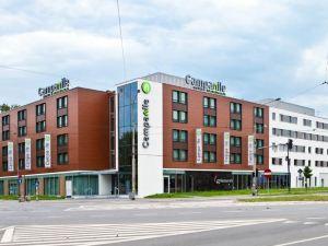 弗羅茨瓦夫中樞康鉑酒店(Campanile Wroclaw Centrum)