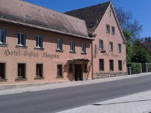 科靈根托爾伽尼酒店(Hotel Klingentor Garni)