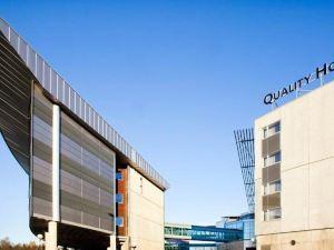 奧斯陸加勒穆恩機場品質酒店(Quality Airport Hotel Gardermoen Oslo)