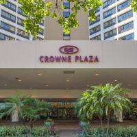 洛杉磯國際機場皇冠假日酒店酒店預訂