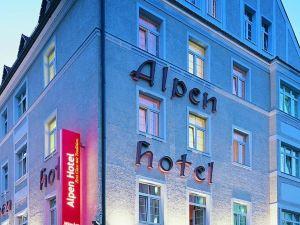 慕尼黑阿爾卑斯酒店(Alpen Hotel Munich)