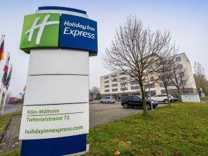 科隆米爾海姆智選假日酒店(Holiday Inn Express Cologne Mülheim)