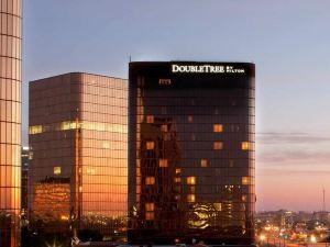 達拉斯-坎貝爾中心逸林酒店(Doubletree Hotel Dallas-Campbell Centre)