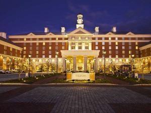哥倫布希爾頓酒店(Hilton Columbus)
