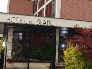 雷恩西布里特酒店(Brit Hotel du Stade Rennes Ouest)