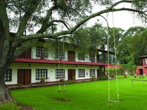 帕茨夸羅米西恩酒店(Mision Patzcuaro)