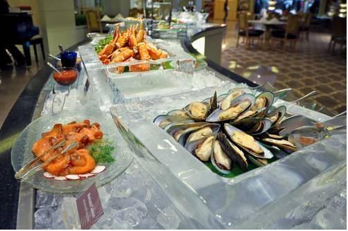 曼谷馬奎斯皇后公園萬豪酒店(Bangkok Marriott Marquis Queen's Park)餐廳