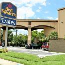 坦帕貝斯特韋斯特酒店(Best Western Tampa)