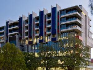 紐艾克頓設計圖標公寓,由酒店管理