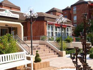 希爾達斯提福特市區公園GDA公寓式酒店(GDA Hotel Hildastift am Kurpark)