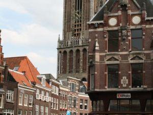 圖森斯普爾恩辛格烏特勒支住宿加早餐酒店(B&B Tussen Spoor en Singel Utrecht)