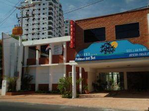 帕爾馬斯德索爾酒店(Hotel Palmas del Sol)