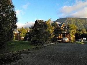 福克斯冰河旅館(Fox Glacier Lodge)