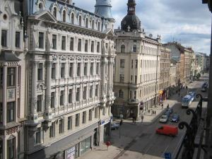 里加巴羅納街公寓酒店(Riga Barona Street Apartments)