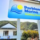 帕克蘭濱海假日公園小屋(Parklands Marina Holiday Park Cabins)
