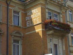 海德堡景英酒店(Hotel Elite Heidelberg)