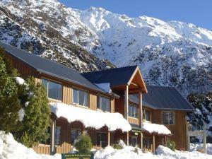 庫克山高山旅館(Aoraki Mount Cook Alpine Lodge)