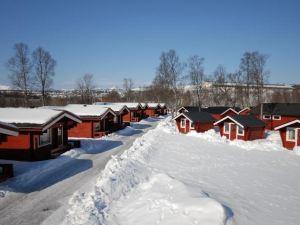 特羅姆瑟堪平酒店(Tromsø Camping)