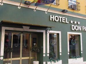 唐帕克酒店