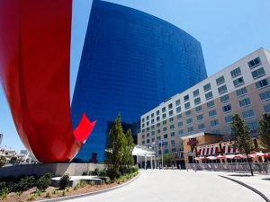 費爾菲爾德印第安納波利斯珀里斯市中心酒店(Fairfield Inn Suites Indianapolis Downtown)
